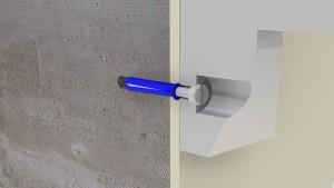 aplicacion thorquete azul