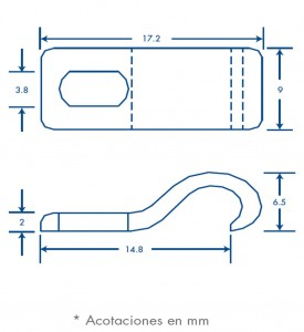 medida sujethor tk 5-7