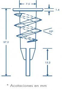 medidas perforathor tpd