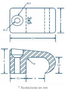 medidas sujethor 3x5