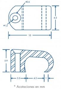 medidas sujethor 4x6