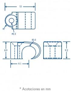 medidas sujethor 7-10 rc