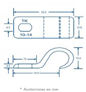 medidas sujethor tk 10-14