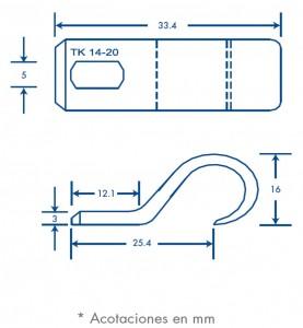 medidas sujethor tk 14-20