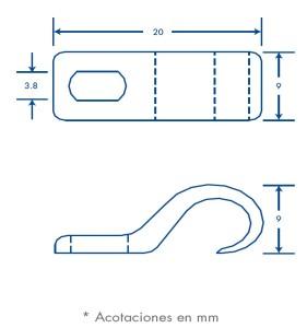 medidas sujethor tk 7-10