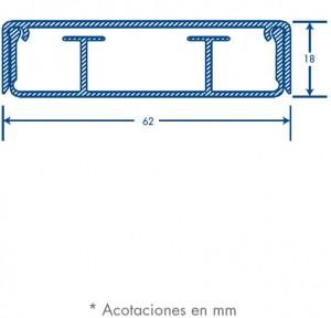 medidas canal pt 62