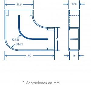 medidas seccion L pt48