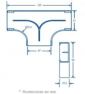 medidas seccion t pt 48