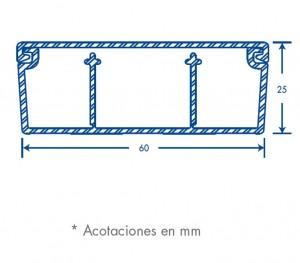 medidas tmk 2560