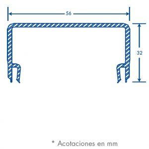 medidas trl 56
