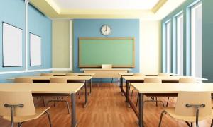 render escuela nuevo