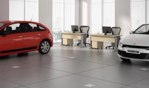 cajas de piso thorsmex en agencia de autos