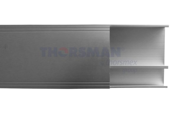 Canaleta Aluminio Linea R40