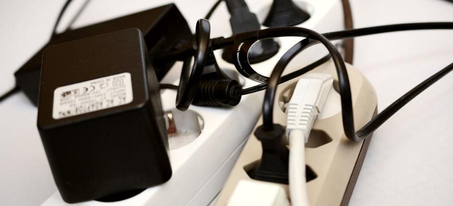 cables aparatos domesticos peligros