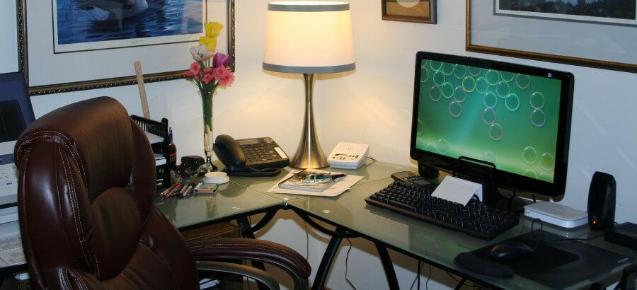 oficina casa cuarentena covid19