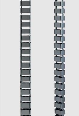 Organizador de Cables Vertical